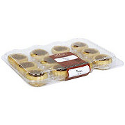 Homestyle Two-Bite Pecan Tarts