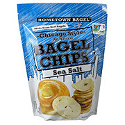 Hometown Bagel Chicago Style Chips Sea Salt