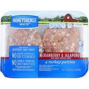 Honeysuckle White Cranberry & Jalapeno Turkey Patties