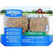 Honeysuckle White Spinach & Kale Turkey Patties