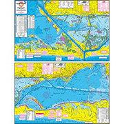 Hook-N-Line F130 Rockport Wade Fishing, Fly Fishing & Kayak Fishing Map (with GPS)