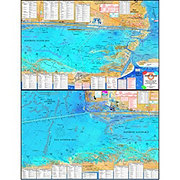Hook-N-Line F135 Espiritu Santo Bay Fishing Map (with GPS)