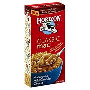 Horizon Organic Classic Mac Macaroni and Mild Cheddar Cheese