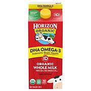 Horizon Organic DHA Omega-3 Vitamin D Milk