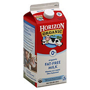 Horizon Organic Fat-free 0% Milk