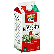 Horizon Organic Grassfed Vitamin D Whole Milk