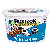 Horizon Organic Horizon Lowfat Sour Cream