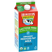 Horizon Organic Lactose-Free Reduced Fat 2% Milk