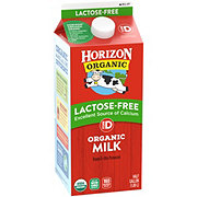 Horizon Organic Lactose Free Vitamin D Whole Milk