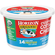 Horizon Organic Lowfat Organic Small Curd Cottage Cheese