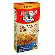 Horizon Organic Macaroni and Mild Cheddar Cheese