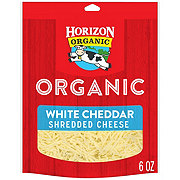 Horizon Organic Organic Finely Shredded Cheddar Cheese