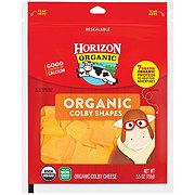 Horizon Organic Shapes Colby Cheese
