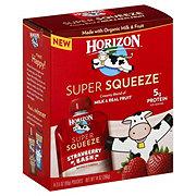 Horizon Organic Super Squeeze Strawberry Bash