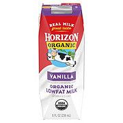 Horizon Organic Vanilla Low-fat Milk