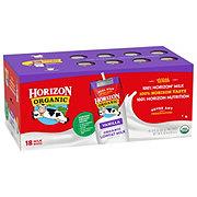 Horizon Organic Vanilla Low-Fat Milk 8 oz Cartons