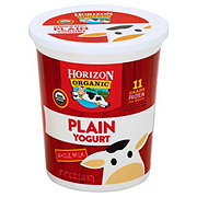 Horizon Organic Whole Milk Plain Yogurt
