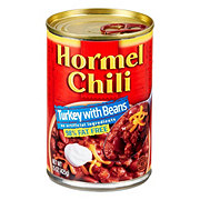 Hormel 98% Fat Free Turkey Chili with Beans