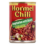 Hormel 99% Fat Free Vegetarian Chili with Beans