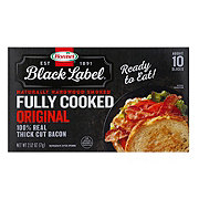 Hormel Black Label Fully Cooked Bacon