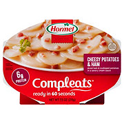 Hormel Compleats Cheesy Potatoes and Ham