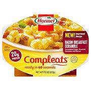 Hormel Compleats Good Mornings Bacon Breakfast Scramble