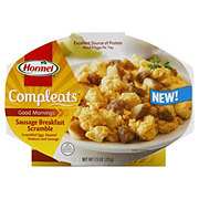 Hormel Compleats Good Mornings Sausage Breakfast Scramble