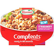 Hormel Compleats Stroganoff