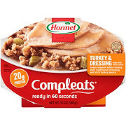 Hormel Compleats Turkey & Dressing