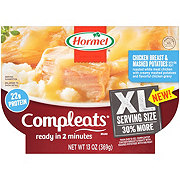 Hormel Compleats XL Chicken Breast And Mashed Potatoes