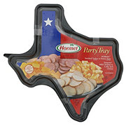 Hormel Ham and Cheese Texas Party Tray