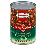 Hormel Mary Kitchen Reduced Sodium Homestyle Corned Beef Hash