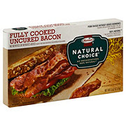 Hormel Natural Choice, Fully Cooked Uncured Bacon