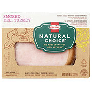 Hormel Natural Choice Smoked Deli Turkey