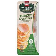 Hormel Natural Choice Stacks Turkey & Cheddar