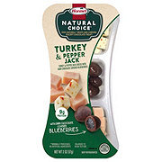 Hormel Natural Choice Turkey Breast With Pepper Jack & Blueberries
