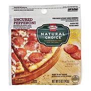 Hormel Natural Choice Uncured Pepperoni Slices