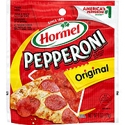 Hormel Original Sliced Pepperoni