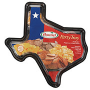 HORMEL Texas Pepperoni, Hard Salami and Cheese Party Tray