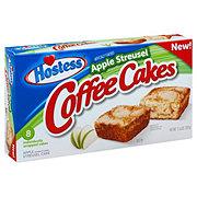 Hostess Apple Struesel Coffee Cakes