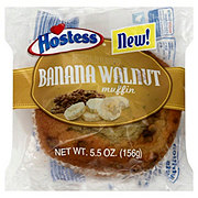 Hostess Banana Walnut Muffin