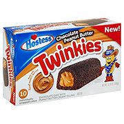 Hostess Chocolate Peanut Butter Twinkies
