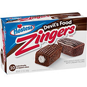 Hostess Chocolate Zingers