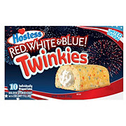 Hostess Red White & Blue Twinkies