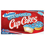Hostess Star Spangled Cupcakes