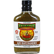 Hot Line Ajo Hatchanero Hot Sauce