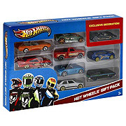 Hot Wheels Assorted Vehicles Gift Pack, Styles & Designs May Vary