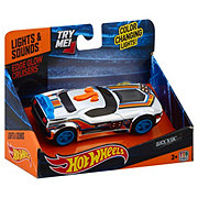 Hot Wheels Edge Glow Cruiser