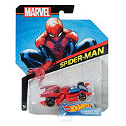 Hot Wheels Marvel Character Car Assortment