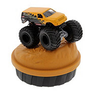 Hot Wheels Monster Jam Mud Action Set, Designs May Vary